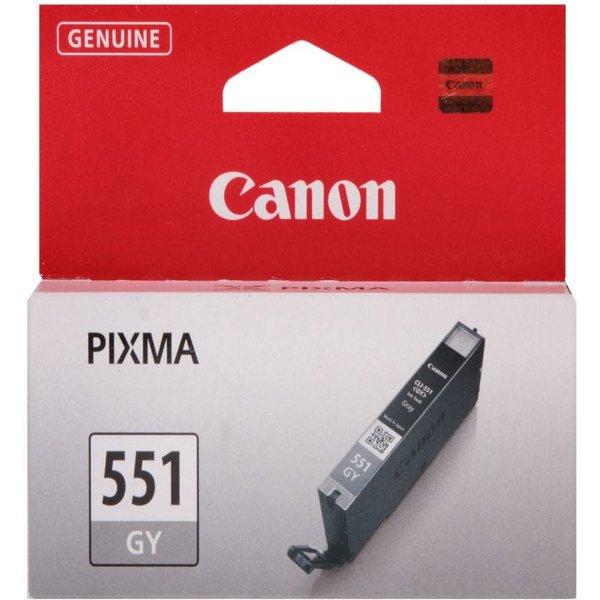 Canon CLI-551GY Grey Ink Cartridge 6512B001