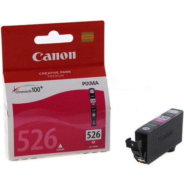 Canon CLI-526M Magenta Ink Cartridge (Original)