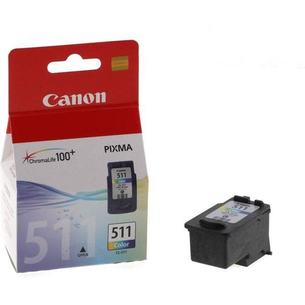 Canon CL-511 Cartouches d'encre Multipack Couleurs