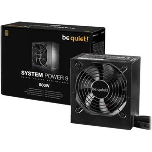 be quiet! Bloc d'alimentation System Power 9 500 W