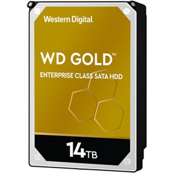 Harddisk Gold 14 TB 3.5'