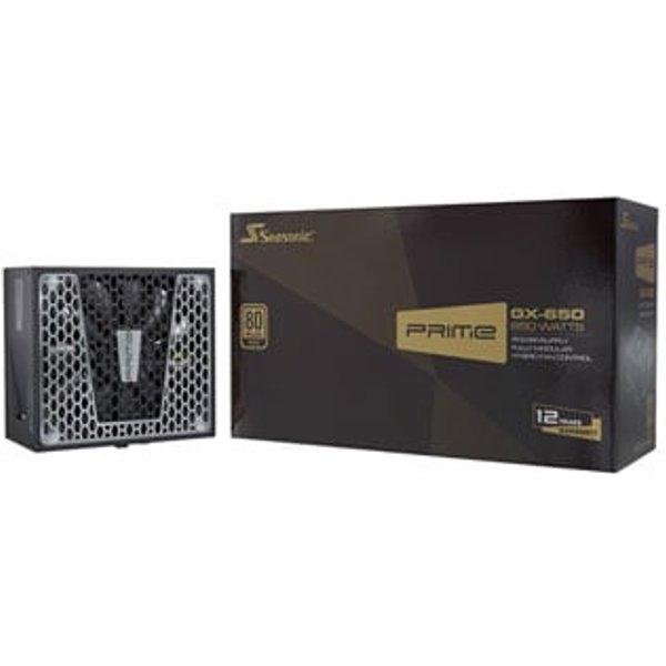 Seasonic ATX 650W 80+ Gold - PRIME GX-650