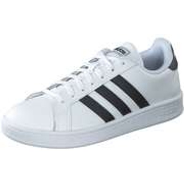 adidas  Grand Court M  men's Shoes (Trainers) in White