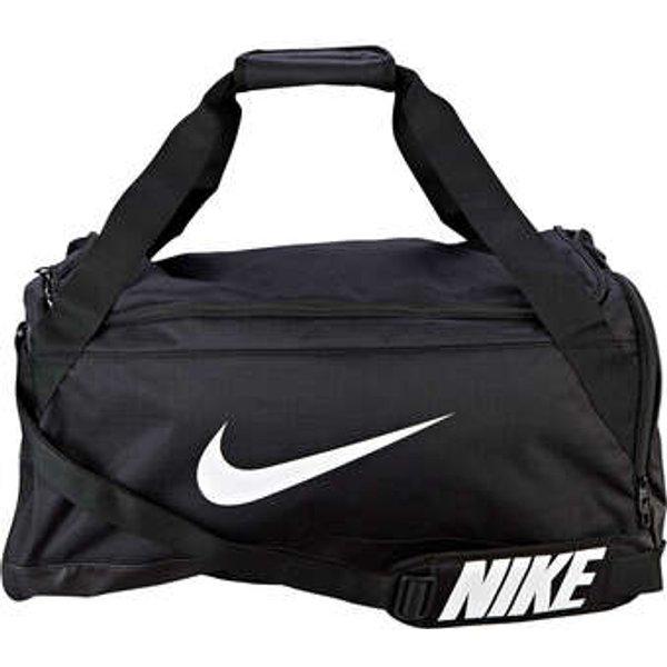 Nike Brasilia Duffel Sac De Sport Moyen - Noir , Noir