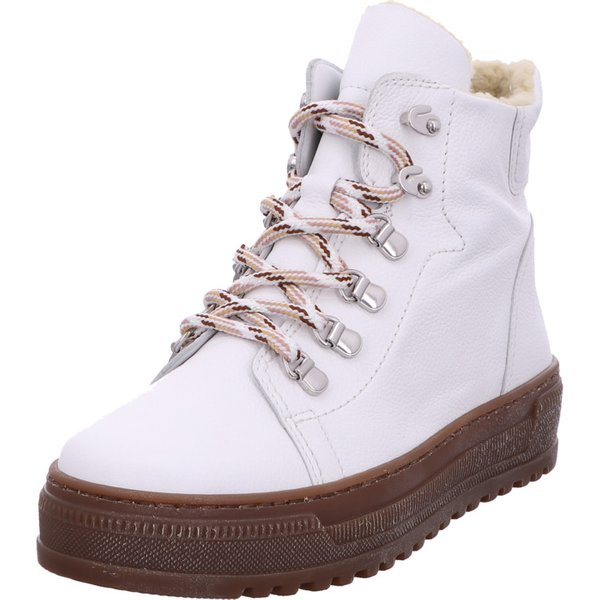 Gabor Lace-up Boots white 5.5