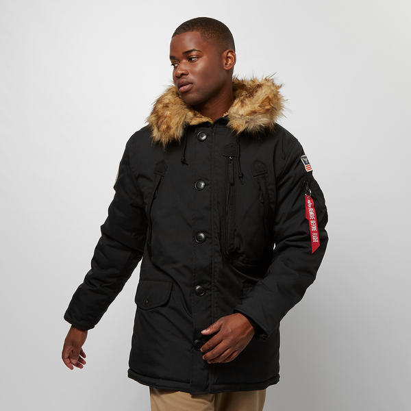 Alpha Industries Polar Jacket Parka Herren