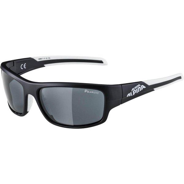 Alpina Testido P A8566.5.31 black matt-white