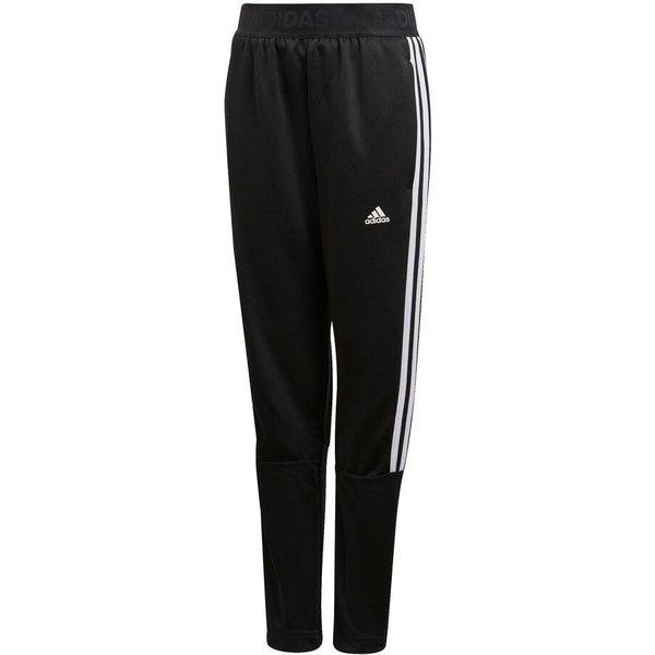 adidas Tiro 3-Stripes Pantalon Survêtement Garçons - Noir , Blanc