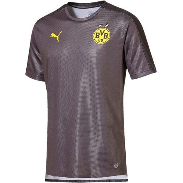 2018-2019 Borussia Dortmund Puma Stadium Shirt (Asphalt)