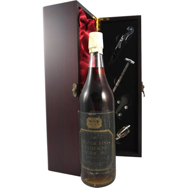 1925 Grand Fine Champagne Vintage Cognac 1925 (70cls) Wine Society Bottling