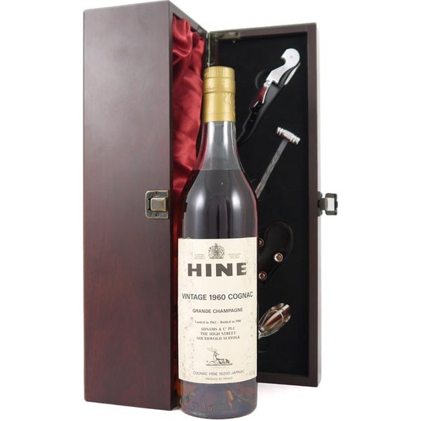 1960 Hine Grand Champagne Cognac 1960 (70cls)