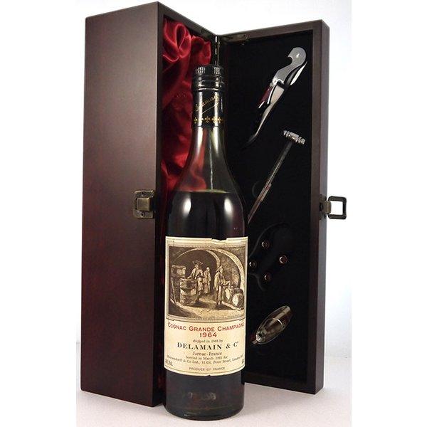 1964 Delamain Grande Champagne Cognac 1964 (70cls)