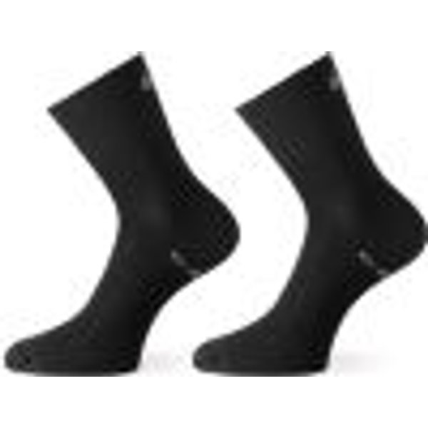 Assos Mille GT Socks - blackSeries, blackSeries