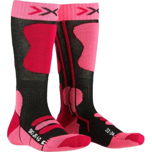 X-Socks SKI JUNIOR pink