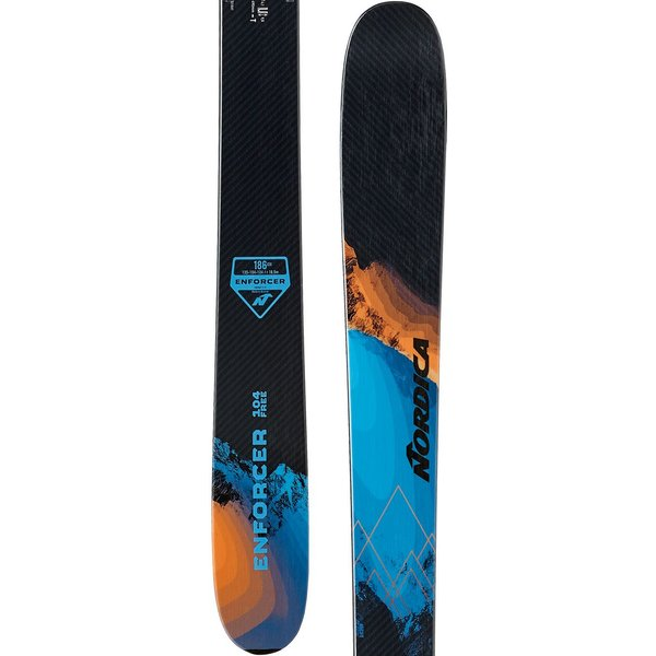 Nordica Enforcer Free 104 (2020/21) - Set incl. Bindung