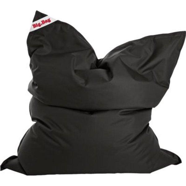 Sitting Point Sitzsack BigBag BRAVA, 130 x 170 cm, schwarz