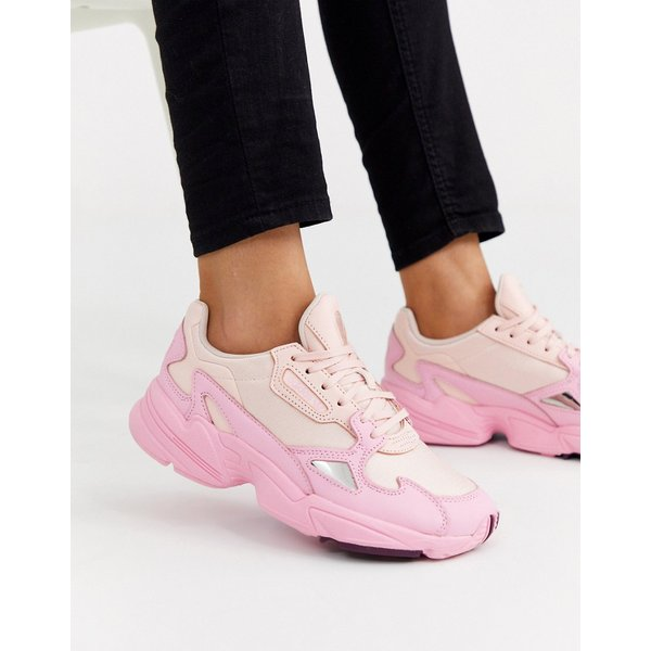 adidas Falcon ICEY PINK TRUE PINK PURPLE