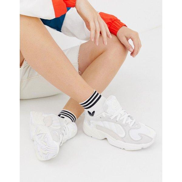 Adidas Originals Torsion X Cloud WhiteCloud White – Feature
