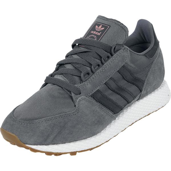 Adidas - FOREST GROVE W - Sneakers - grey - Batzo Price ...