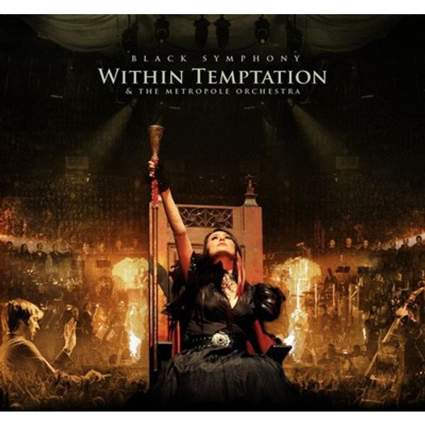 Within Temptation - Black symphony - 2-CD - standard