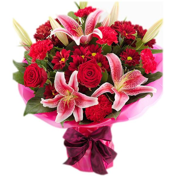 Lucky in Love Bouquet