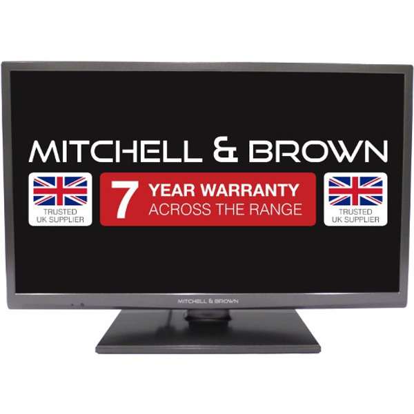 14. Mitchell & Brown JB-431811FSMDVD Smart TV with Built in DVD Player: £549.99, Electricshop