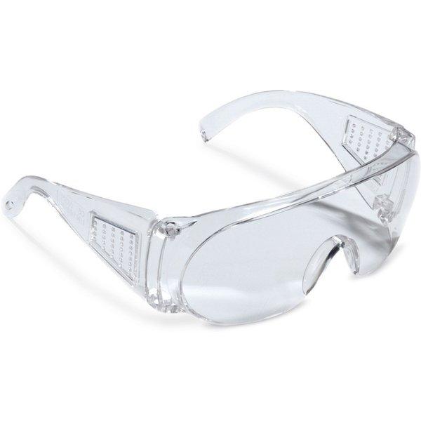Leichte Schutzbrille für Brillenträger und Besucher Ist das Tragen von Schutzbrillen aus arbeitsschu