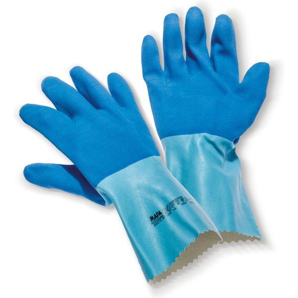 Chemikalienschutz-Handschuh MAPA® Jersette 301 bieten Schutz bei der täglichen Arbeit Der Umgang mit