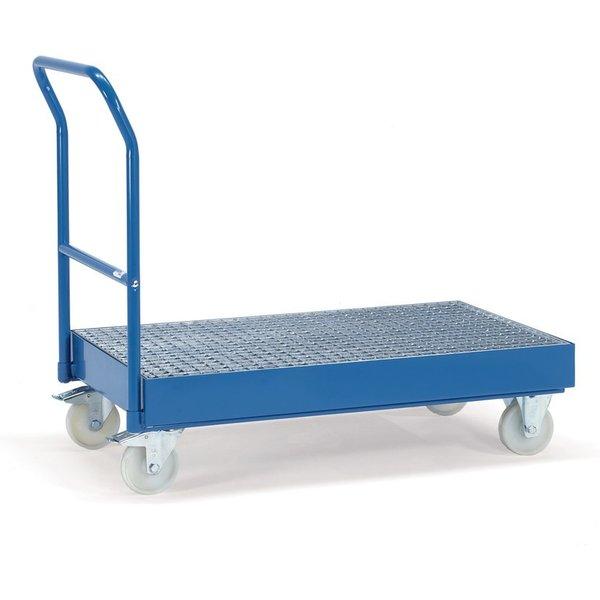 200-Liter-Fässer oder Kleingebinde sicher und leicht transportieren Der Fass-Transportwagen fetra® d