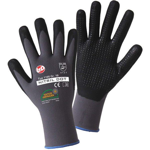Mechanische Schutzhandschuhe Foam non-sticky – Präzision in den Fingerspitzen Mechanische Schutzhand