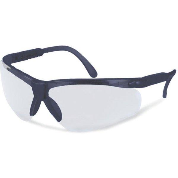 Die Style Black Brille – verstellbar für ausgezeichneten Tragekomfort Die Schutz-Bügelbrille Style B