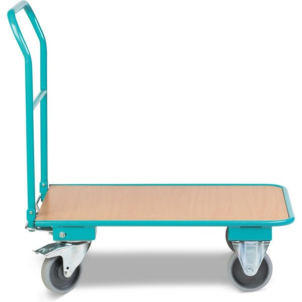 Bei Bedarf schnell zur Hand – Klappbügelwagen zur gelegentlichen Nutzung Den klappbaren Transportwag