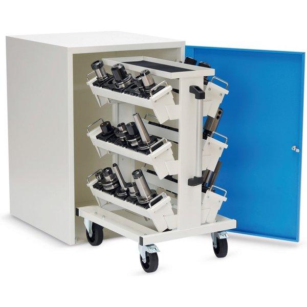 CNC-Werkzeug gesichert lagern und bequem transportieren Für Ihr Fräswerkzeug und dessen empfindliche