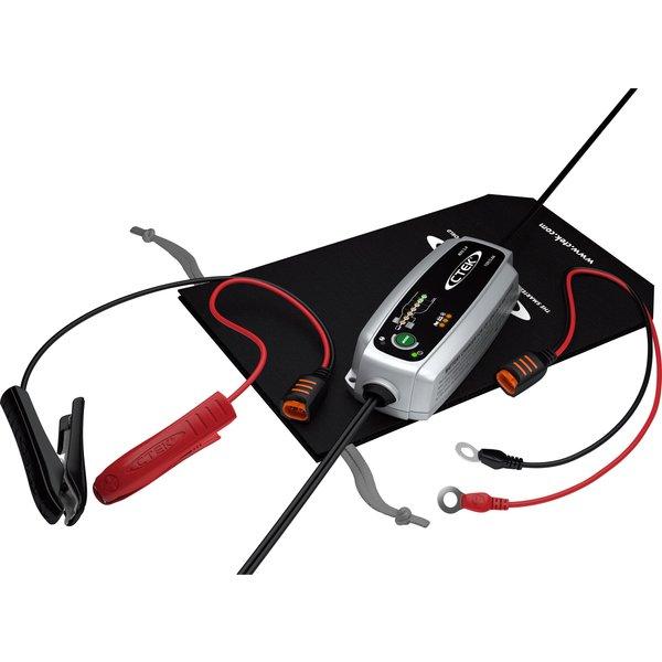 CTEK CTK56309 Chargeur de Batterie MXS-3.8 (EU PLUG)