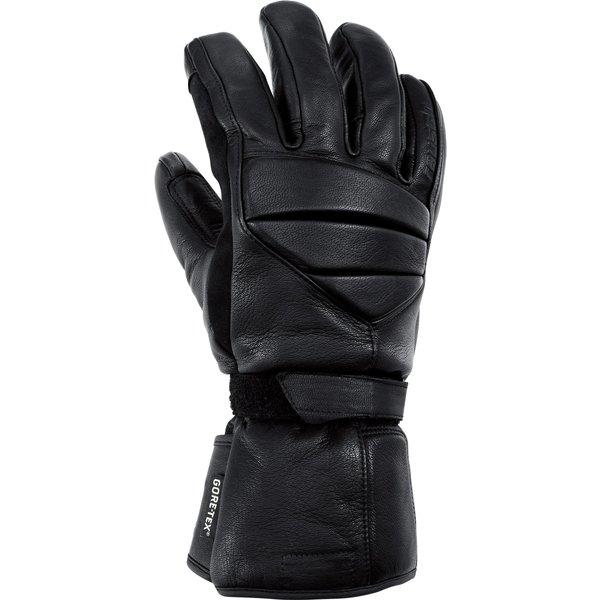 reusch Wintertouren Lederhandschuh 1.0 schwarz Unisex Größe 9