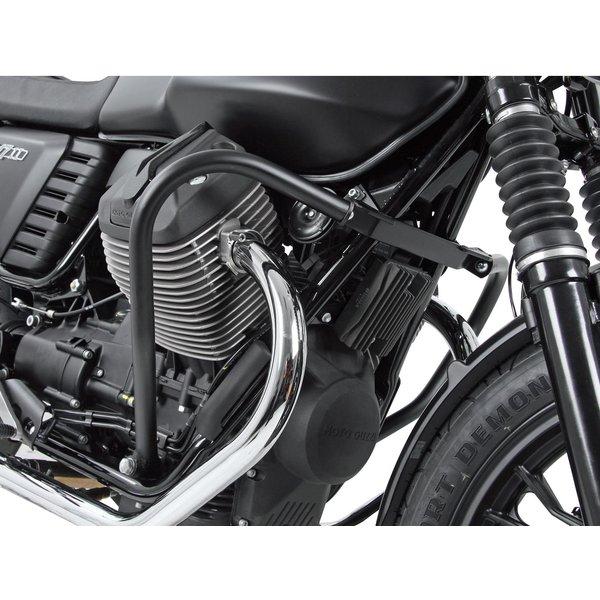 H&B Sturzbügel Moto Guzzi V7 II ab 2015 schwarz