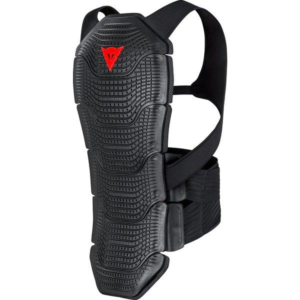 Dainese Manis D1 Umschnall-Rückenprotektor schwarz Unisex Größe M