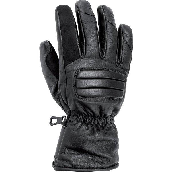 Akuma Touren Lederhandschuh 1.0 schwarz Unisex Größe L