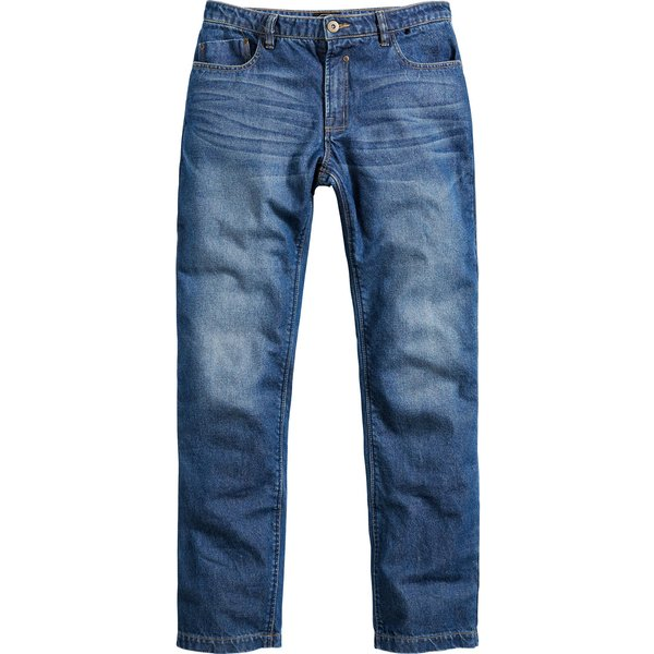 Spirit Motors Aramid-/Baumwolljeans 1.0 blau 36/34