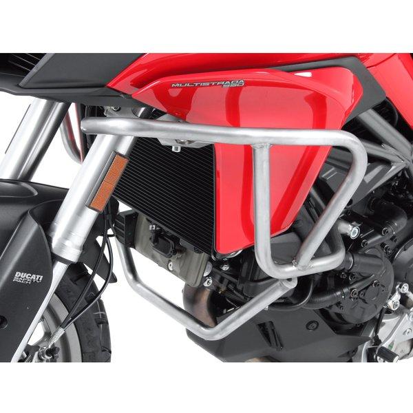 H&B Sturzbügel für Ducati Multistrada 950 Edelstahl