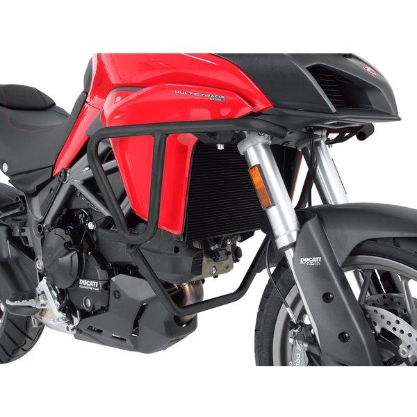 H&B Sturzbügel für Ducati Multistrada 950 schwarz