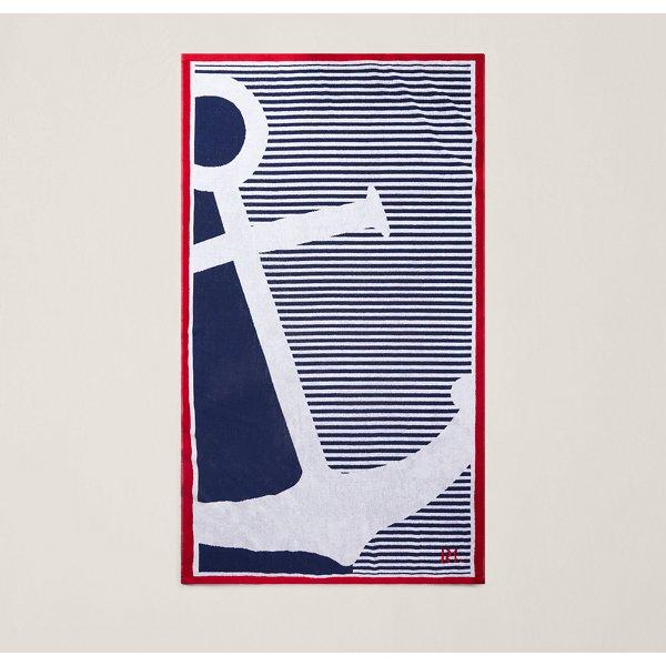 Ralph Lauren - Toalla de playa Alderbrook - 1