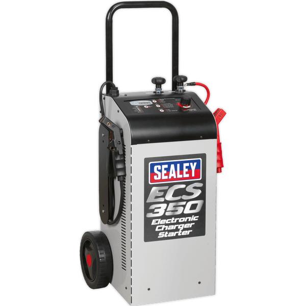 Sealey ECS350 | Electronic Charger Starter 60/350A 12/24V