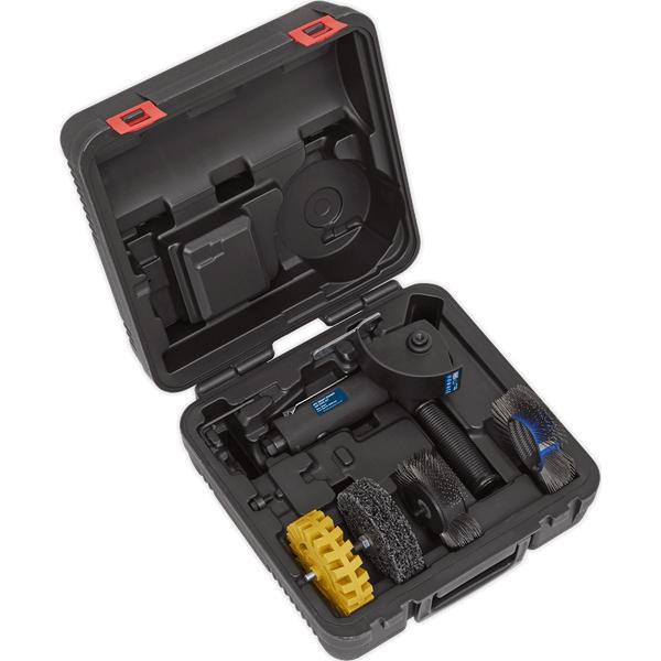 Sealey SA695 Smart Air Eraser and Accessory Set
