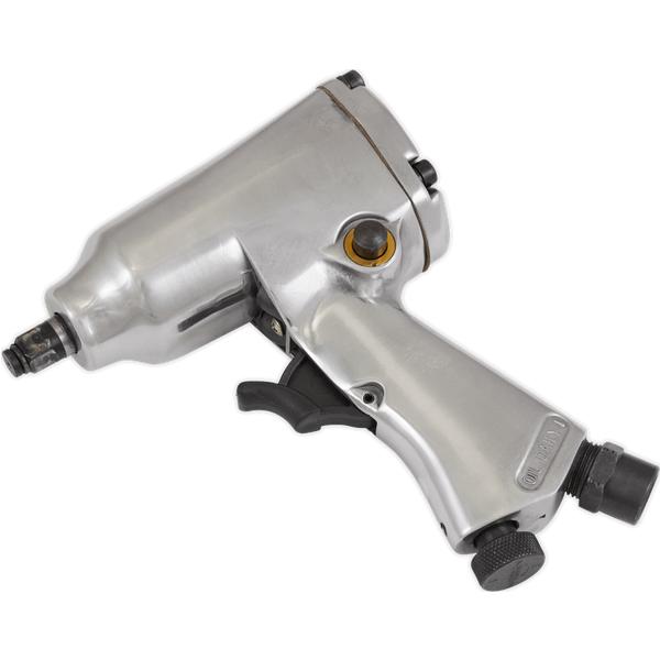 "Sealey SA912 Heavy Duty Air Impact Wrench 3/8"" Drive"