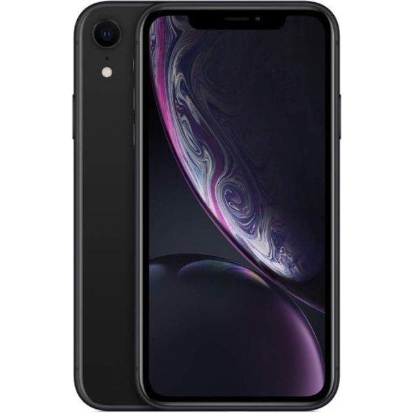 Apple iPhone XR 64GB Smartphone Schwarz Black