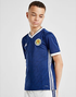 adidas Scotland 2017/18 Home Shirt Junior - Navy - Kids