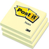 3M Post-It Note Pad 76mm x76 mm (3 Pack)