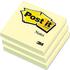 3M Post-It Note Pad 76mm x76 mm (3 Pack)