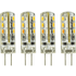 4 Pack of G4 LED 1.5W Capsule Bulb (15W Equivalent) 100 Lumen - Warm White